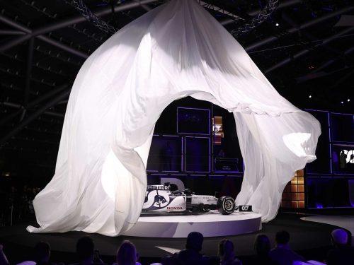Scuderia AlphaTauri F1 Car Reveal