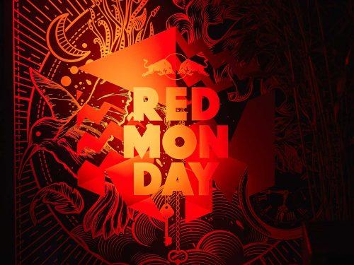 RED MONDAY by RedBull